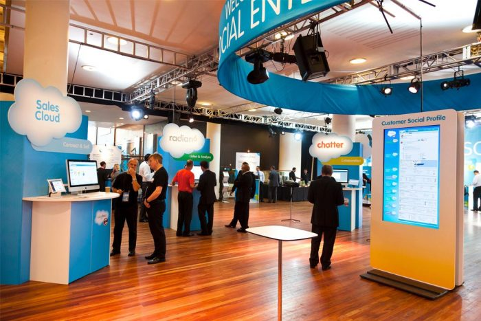 event management solutions and exhibit designing company